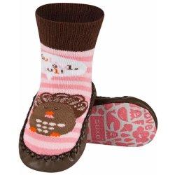 Soxo Dětské ponožkové papuče 33405 DZ alternatívy - Heureka.sk 22ce3f9db73