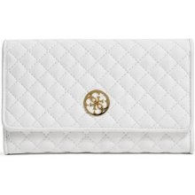 4a0af7d99 Guess peňaženka Classic Quilted wallet and Pouch biela