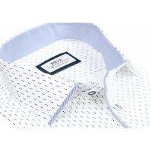 1e6326275f56 Exkluzívna business pánska košeľa BEVA SLIM dlhý rukáv