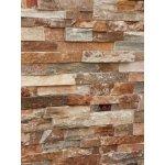 Obkladový kameň bridlica Champagne - panel 60x15,hr.1,5-3