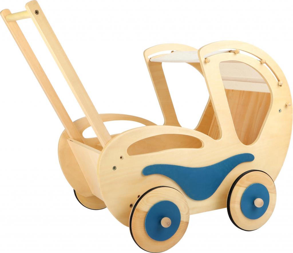 0d875ea967880 Kočík pre bábiky Legler Drevený Dolly - Zoznamtovaru.sk