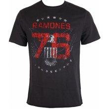RAMONES 1976 TOUR Charcoal AMPLIFIED AV210R76