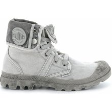 Palladium Boots Pallabrouse Baggy šedé 02478-095