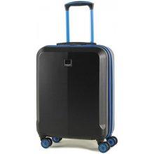 8189ad1a3b50c MEMBER´S Cestovný kufor TR-0150/3-S čierna/modrá