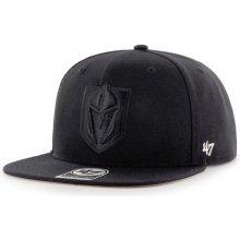 timeless design bd779 53b71 47 Brand No Shot Captain NHL Vegas Golden Knights all black