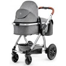 Kinderkraft kombinovaný VEO 3v1 grey 2019
