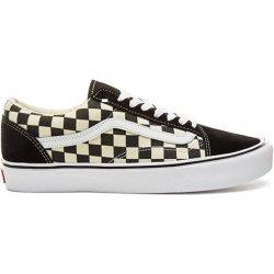 Vans UA OLD Skool LITE (Checkerboard) Black  White alternatívy ... 68f929beae4