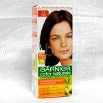 Garnier Color Naturals s dvojitou olivovou starostlivosťou tmavo červená 3.6