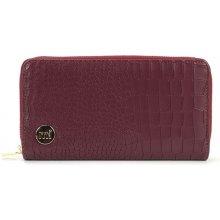 Mi Pac peňaženka Zip Purse Matt Crock Garnet A50 7409c17460