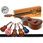 Detská drevená gitara, 5 farieb