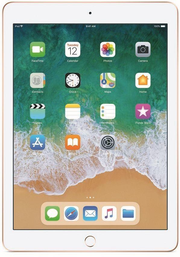 Apple iPad 9.7 (2018) Wi-Fi 32GB Gold MRJN2FD/A