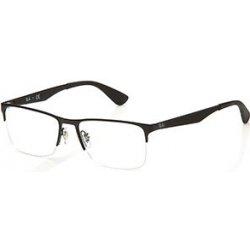80aaa55d2 Dioptrické okuliare Ray Ban 6335 matná čierna alternatívy - Heureka.sk