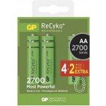 Batéria GP Recyko+ AA 2700mAh 6ks
