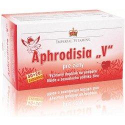 Aphrodisia V pro ženy 60tbl