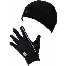 Set rukavice a SET LOAN A VINES čierna
