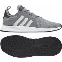 Adidas Pánske tenisky Originals X PLR Šedá   Biela e8cae626e6f