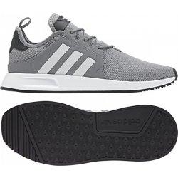 Adidas Pánske tenisky Originals X PLR Šedá   Biela od 44 ba738de981c