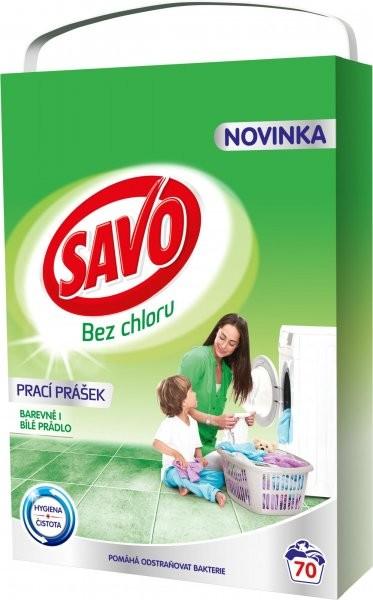 be13f428c Savo prací prášok na bílé a farebné prádlo 5 kg 70 pranie od 17,74 € -  Heureka.sk