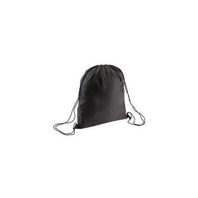 Domyos skladateľná taška na obuv na fitness čierna