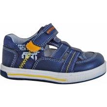 58b845d0d5c68 Protetika Chlapčenské tenisky Garlan modré