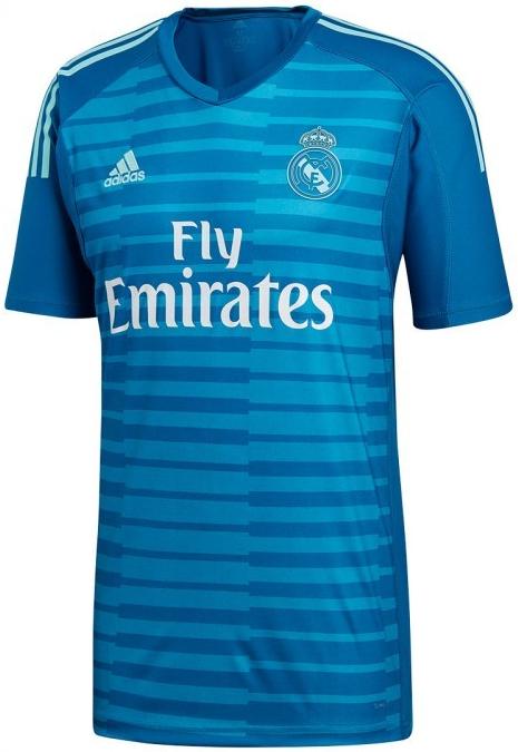 b9058996ce4df Adidas Real Madrid dres pánsky 2018-2019 brankársky vonkajší + meno a číslo