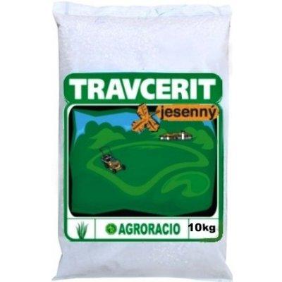 TRAVCERIT jesenné hnojivo na trávnik 10 kg