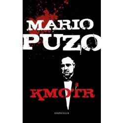 kniha Kmotr - Puzo Mario