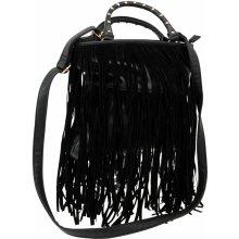 Firetrap Tassel Tote Bag Ladies Black N