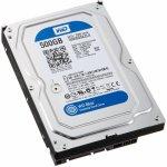 "Western Digital 500GB, 3,5"", 7200RPM, WD5000AZLX"