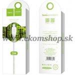Hoco 711PS1VAQX1 USB Flash X20 micro, 2m, bílý