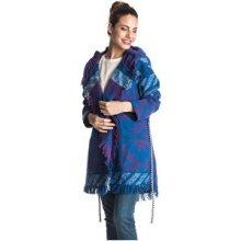 Roxy Dámský kabátik San tá J JCKT Outlands Palace Blue ERJJK03144 BMB6 S