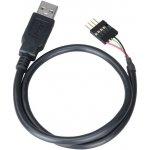 Akasa EXUSBI-40 USB internal extension kábel 40cm