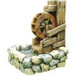 OEM M01389 Záhradná fontána - fontána vodné koleso