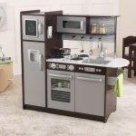 KidKraft kuchynka UPTOWN ESPRESSO 53260