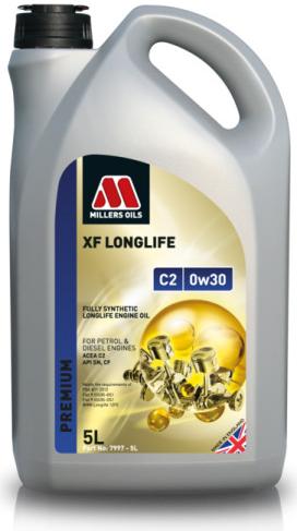 Millers Oils XF Longlife C2 0W-30 5 l - 0