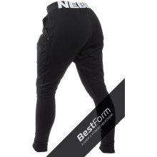 Nebbia pudlové tepláky maskáčové 204 čierne