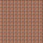 PARADYZ SABRO BROWN BROKAT mozaika sklenená 29,8x29,8 Lesklé