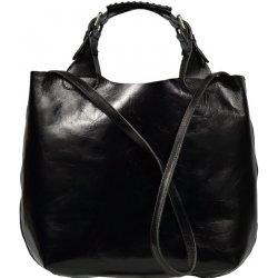 5250b4571b kožená kabelka do ruky Elizabeth Nera čierna alternatívy - Heureka.sk