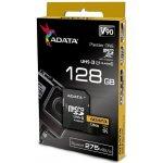 ADATA microSDHC 128GB UHS-II U3 AUSDX128GUII3CL10-CA1
