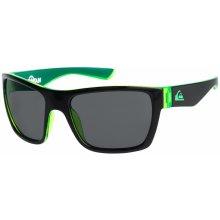 Quiksilver Captain - XKSS/Shiny Black/Green/Gray