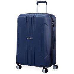 c9d705167bf43 American Tourister kufor Spinner 34G 71/82 L tmavě modrá od 107,12 ...