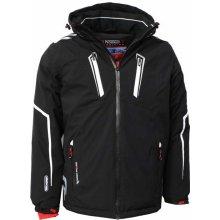 1794ac8df Geographical Norway bunda pánska lyžiarska WARNING MEN 009 zimná čierná