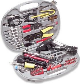 0d22486202bce Klasický skrutkovač Manhattan Universal Tool Kit 145 pieces 530217 ...