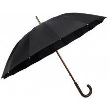 Doppler Pánský holový mechanický deštník London - černý 74166w