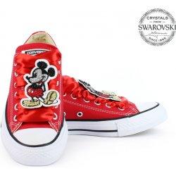 Converse Mickey Mouse Swarovski alternatívy - Heureka.sk 07a12e01e3e