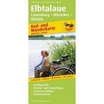 PublicPress Rad- und Wanderkarte Elbtalaue, Lauenburg - Hitzacker