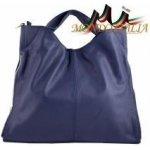 Modrá kožená kabelka - Vyhľadávanie na Heureka.sk d69faa0bb83