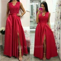 00a71c51e639 Červené spoločenské šaty so saténovou sukňou alternatívy - Heureka.sk
