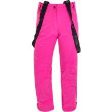 Kilpi lyžiarske nohavice JUTILA pink