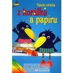 Veselá zvířátka z korálků a papíru - Angelika Kipp